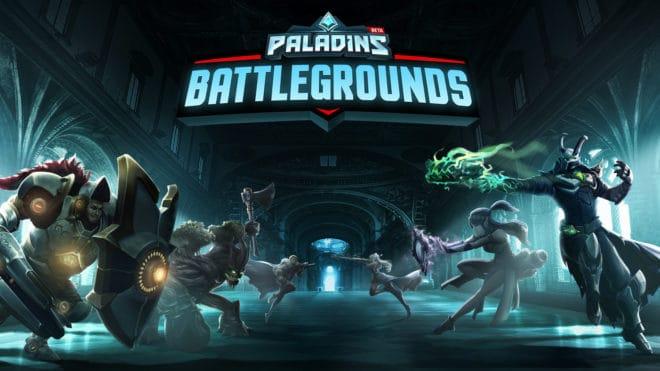 Le mode Battlegrounds de Paladins sera disponible dès cette année.