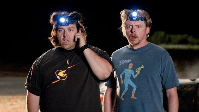 Simon Pegg et Nick Frost