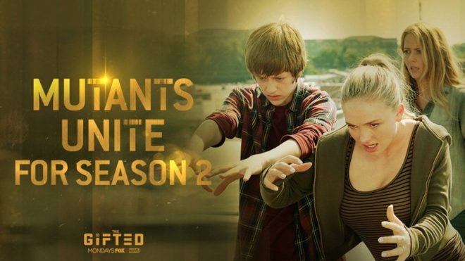 The Gifted saison 2
