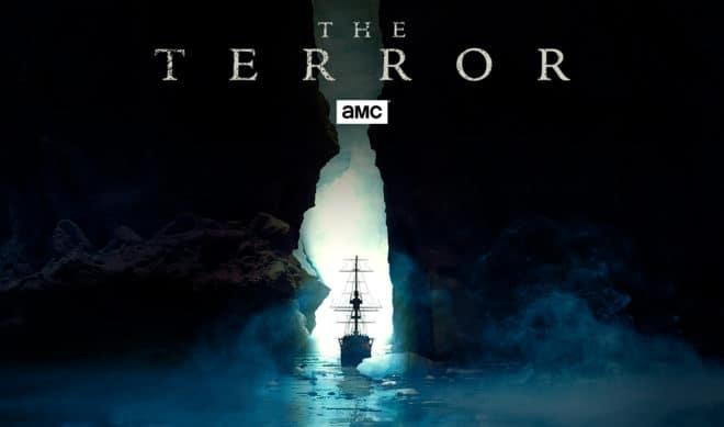 Un nouveau trailer pour The Terror.