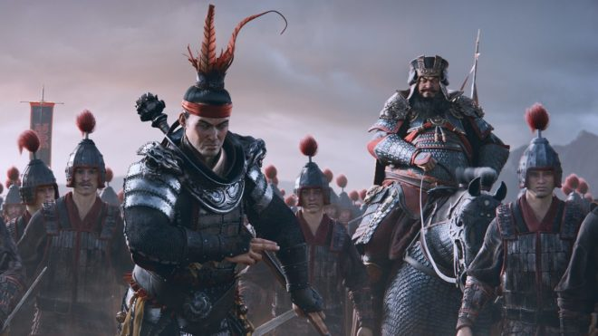 The Creative Assembly annonce Total War : Three Kingdoms pour l'automne 2018.