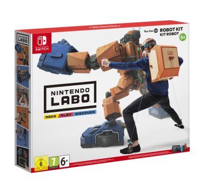 Le choix du carton comme matériau de base du Nintendo Labo est en effet une décision étonnante dans l'univers du jeu vidéo, qui est pourtant tout à fait assumée par Nintendo. Shinya Takahashi, Director, Managing Executive Officer, a d'ailleurs publié un communiqué pour s'expliquer sur cette question. Nintendo explique pourquoi opter pour le carton concernant […]