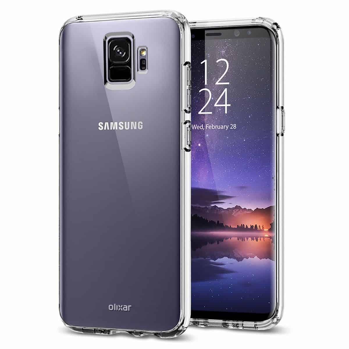 Samsung Galaxy S9 : Face Unlock et scanner d'iris coopéreront pour une meilleure reconnaissance faciale