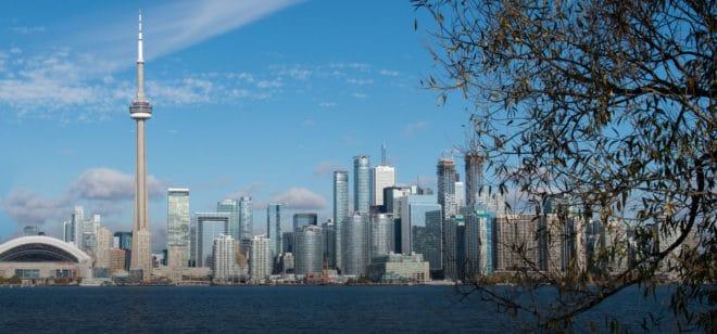 Toronto, ville connectée de demain
