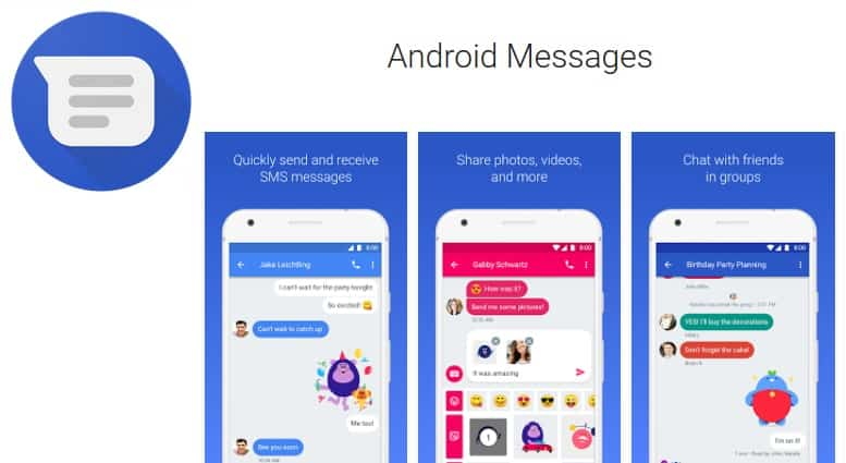 Android Messages : vers une messagerie universelle ?