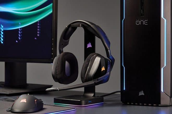 Le Void Pro RGB est doté de la technologie Dolby 7.1 Surround pour créer une expérience immersive et particulièrement utile en jeu grâce à une spatialisation du son performante. Les écouteurs en néodyme de 50 mm sont également faits pour apporter précision et portée optimale, donnant vie à l'action qui se déroule sur votre écran. […]