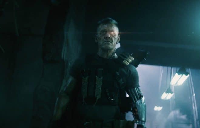 Cable dans Deadpool 2