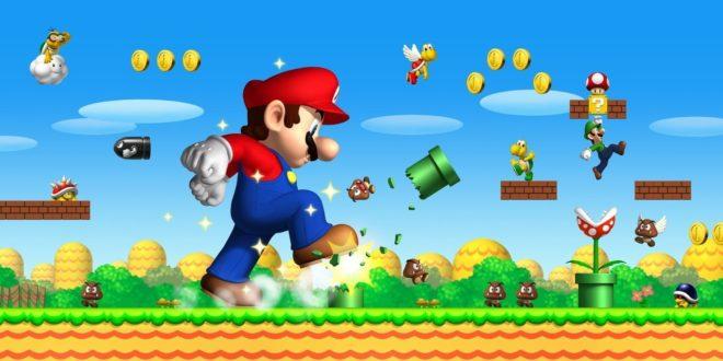 Mario est prêt à tout écraser, encore