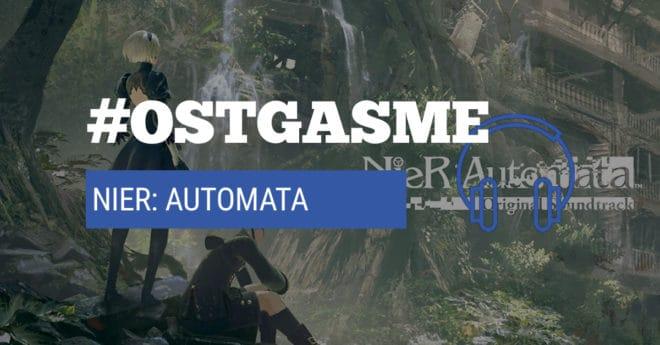#OSTgasme Nier: Automata