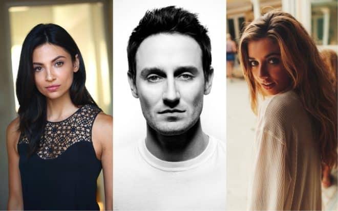 Floriana Lima, Josh Stewart et Giorgia Whigham seront dans la saison 2 de The Punisher