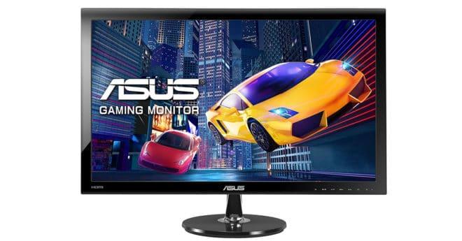 Véritable bon plan pour les gamers à la recherche d'un grand écran, l'Asus VS278H mérite qu'on s'y intéresse de près. Une connectique riche Moniteur LCD fin et élancé, l'Asus VS278H est un géant de 27 pouces à la finition laquée noire élégante, qui arbore une dalle au format 16:9 rétro-éclairée LED. Son temps de réponse […]