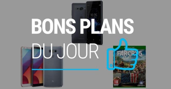 Les meilleures offres Enfin disponibles en précommande, les Sony Xperia XZ2 etXZ2 Compact seront livrés à partir du 6 avril prochain et profitent tous deux d'une offre de reprise de 100€, mais aussi, et c'est exceptionnel, d'un offre permettant d'obtenir gratuitement une PS4 Slim ou un PS VR d'une valeur de 299€ pour les 1000 […]