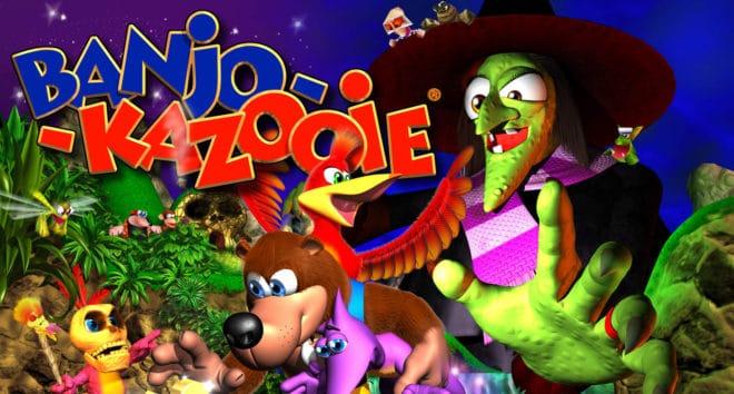 Banjo-Kazooie dans Super Smash Bros ?