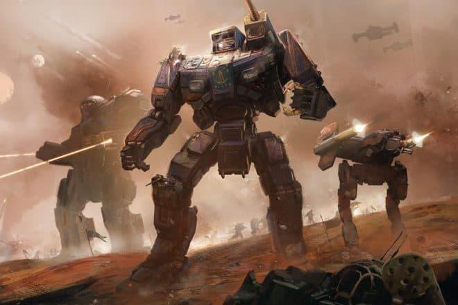 BattleTech sera disponible à la mi-avril sur PC et Mac.