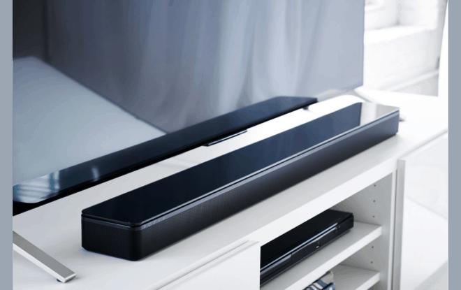 bose soundtouch 300 la barre de son haut de gamme 15. Black Bedroom Furniture Sets. Home Design Ideas