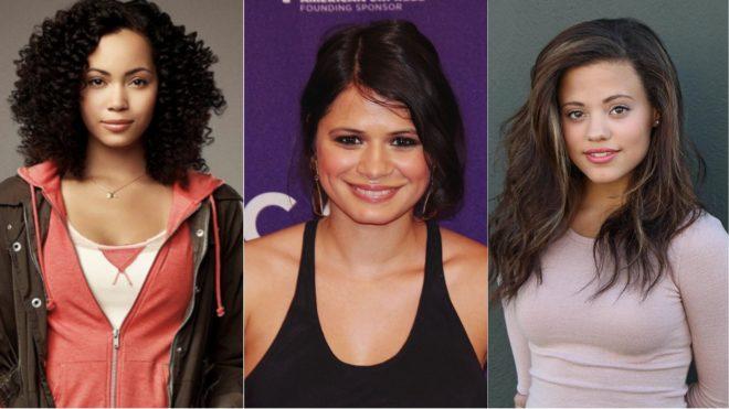 Madeleine Mantock, Melonie Diaz et Sarah Jeffery pour le reboot de Charmed