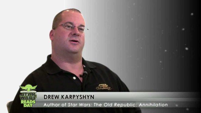 Le scénariste Drew Karpyshyn quitte encore BioWare.