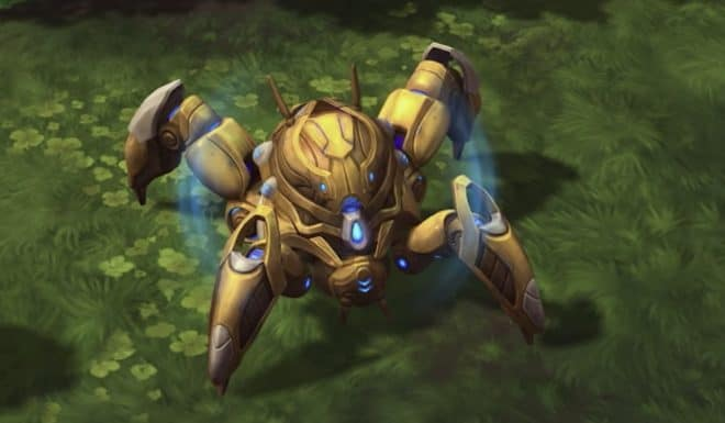 Fénix dans Heroes of the Storm