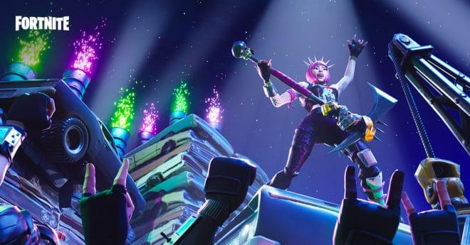 E3 2018 Epic Games Annonce Le Tournoi Fortnite Party Royale