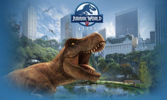 Jurassic World : Alive