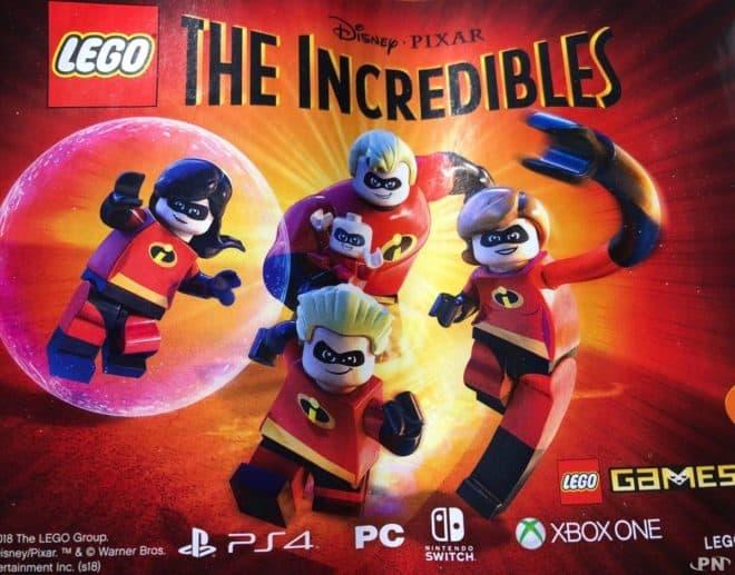 LEGO Les Indestructibles officialisé par une fuite sur PS4, Xbox One, Switch et PC.
