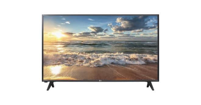 Fine, grande et sans fonctions inutiles, la télévision de LG séduira tous les budgets. Élégance et performance Plutôt que de vendre des fonctionnalités Smart TV farfelues et pas forcément utiles, le téléviseur LG 43LJ500V fait dans la simplicité et l'efficacité. Ce grand écran de 43″, soit une belle diagonale de 108 cm, offre un format […]