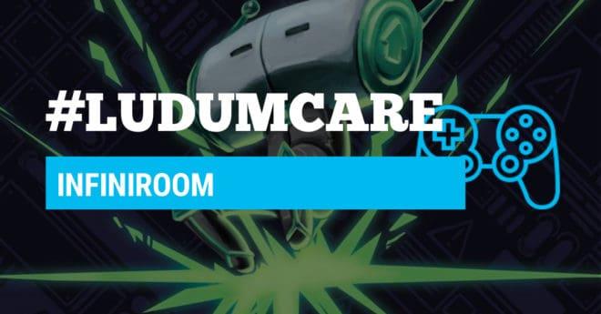 #LudumCare Infiniroom