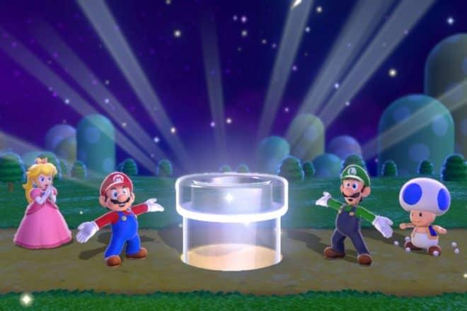 Nintendo annonce que Mario est de nouveau plombier.