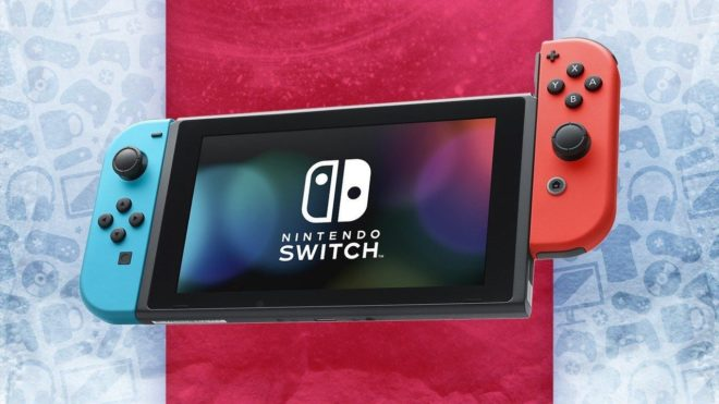 La version 5.0 du firmware de la Switch est de sortie.