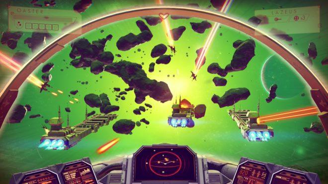 No Man's Sky arrive cet été sur Xbox One.
