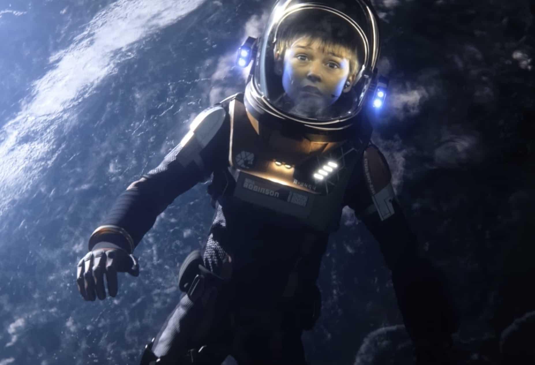 Perdus dans l'espace : une bande-annonce impressionnante pour la série Netflix