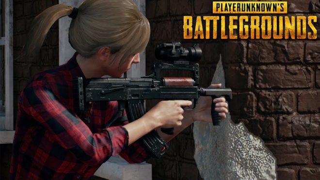 Des skins pour les armes arrivent bientôt dans PUBG.