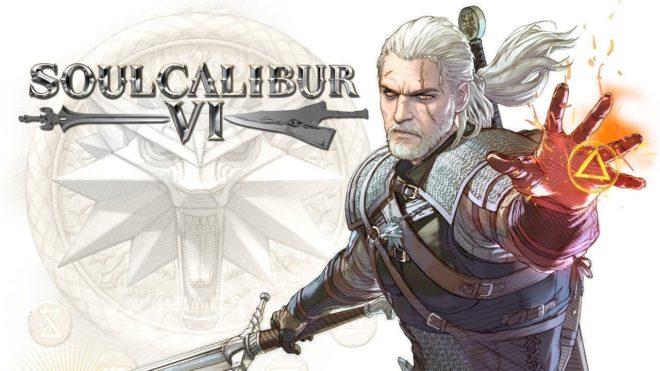 Dans les coulisses de la création de Geralt de Riv (The Witcher) dans Soul Calibur 6.