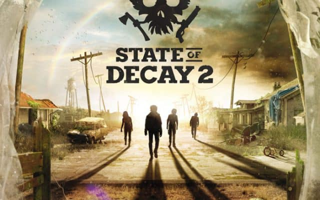 Undead Labs annonce l'absence de microtransactions dans State of Decay 2.