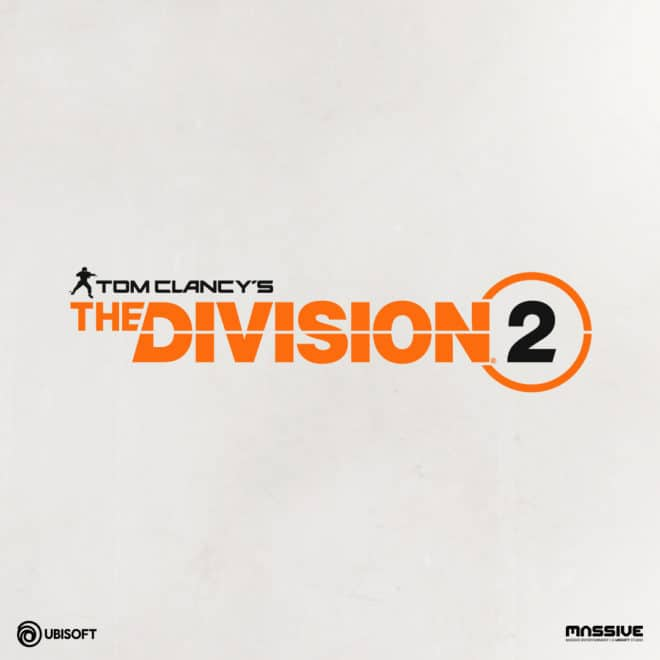 Ubisoft officialise The Division 2.