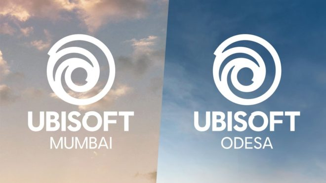 Ubisoft ouvre deux nouveaux studios en Ukraine et en Inde.