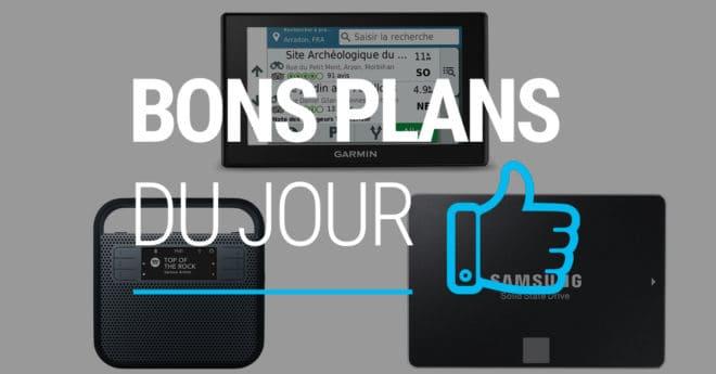 Les meilleures offres Le Samsung SSD 850 EVO est un disque flash garanti 5 ans connecté en Serial ATA 6Gb/s et offrant des vitesses d'écriture de 520 Mo/s et de 540 Mo/s en lecture, pour 45 grammes seulement sur la balance. Excellent compromis entre prix et performance, la gamme EVO constitue une solution de choix […]