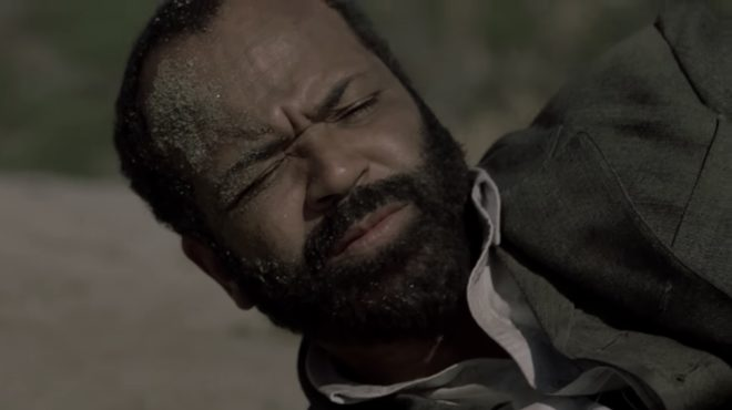 Bernard dans Westworld