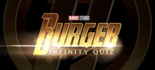 Burger Infinity Quiz