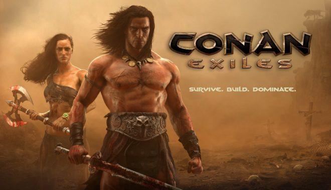 Conan Exiles sera lancé dès le 8 mai 2018.