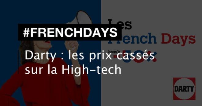 L'opération French Days est officiellement lancée de matin avec au programme un long weekend de promotions inédit, qui cout du 27 avril jusqu'au mardi 1er mai. Pour en profiter au mieux et vous éviter de parcourir le site du marchand en long, en large et en diagonale et ses milliers d'offres, retrouvez ci-dessous notre best-of. […]