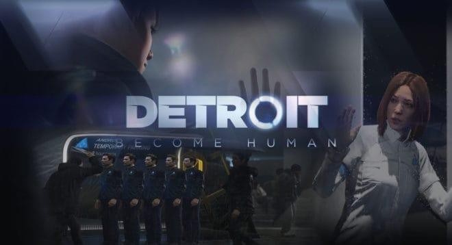 Les caractéristiques techniques de Detroit : Become Human sur PS4 et PS4 Pro se dévoilent.