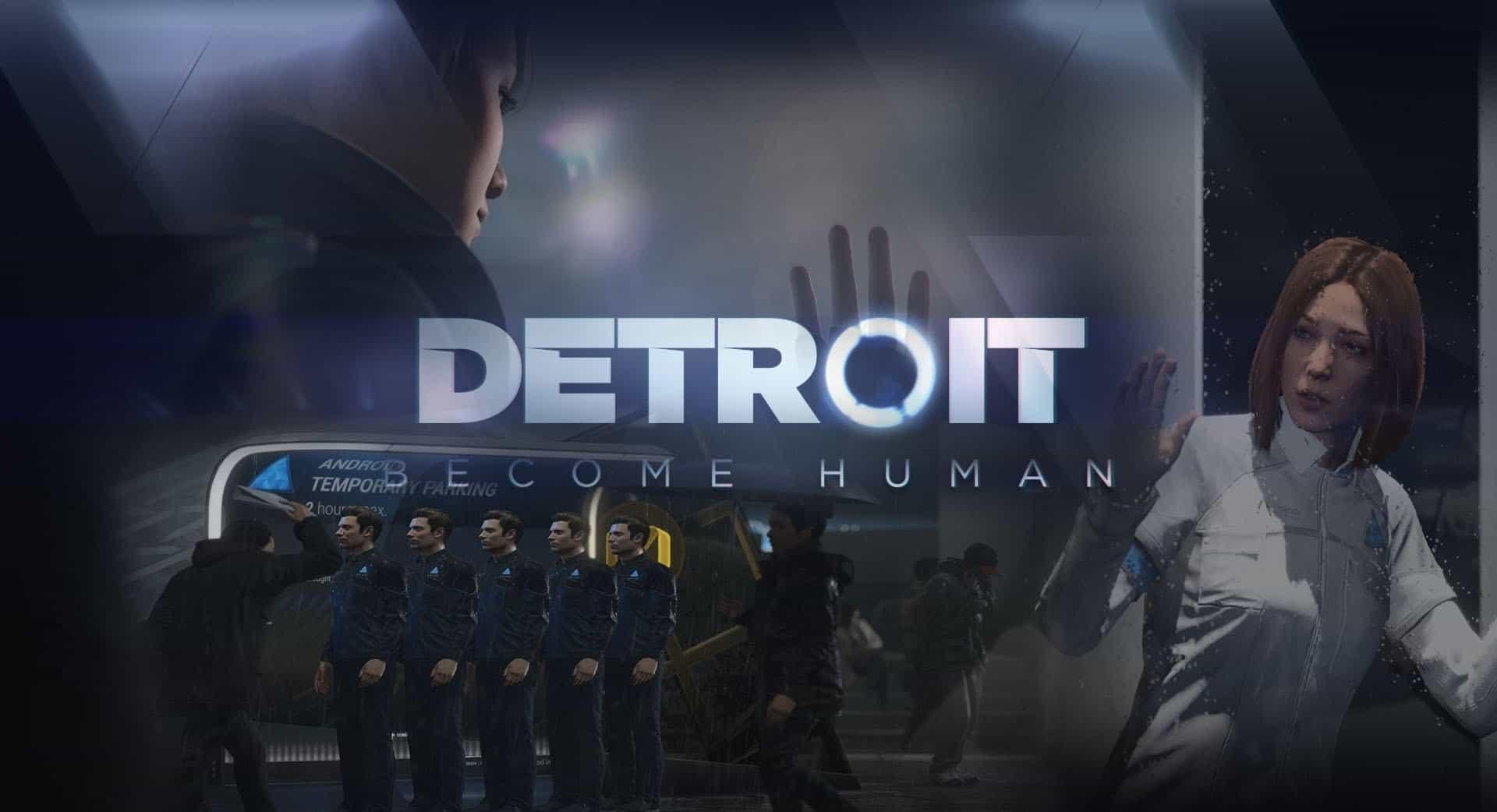 Detroit become human les diff rences techniques sur ps4 et ps4 pro - Ps4 pro boulanger ...