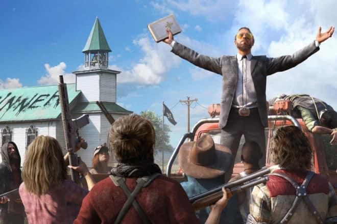 Far Cry 5 pulvérise les records de ventes de la franchise.