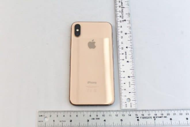 iPhone X or