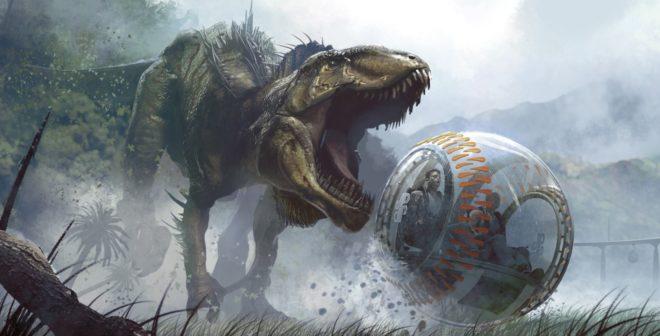Une longue vidéo de gameplay de Jurassic World Evolution permet d'en savoir plus sur le jeu de gestion de Frontier Development.