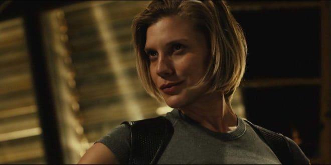 Katee Sackhoff dans Battlestar Galactica