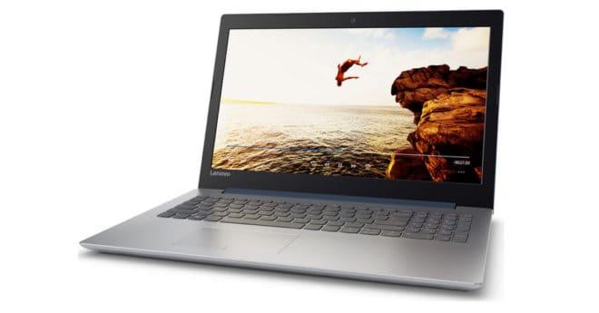 L'ordinateur portable IdeaPad 320-15IKBN de Lenovo a été spécialement conçu pour offrir un usage informatique simplifié. Performant, il embarque un écran HD LED 15 ,6″, un processeur Intel Core i5-7200U, une carte graphique Nvidia GeForce GT920MX avec 2 Go dédiés et de multiples connectiques pour garantir un accès rapide et fluide à l'ensemble de vos […]