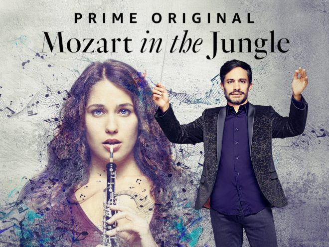 La série Mozart in the Jungle est annulée.