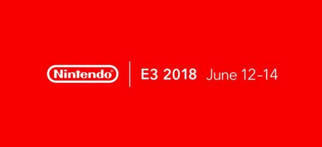 Nintendo va faire des annonces concernant ses plans pour l'E3 2018.